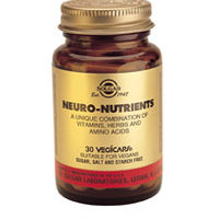 Mozkové nutrienty 30 cps