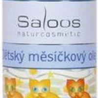 Saloos Dětský měsíčkový olej