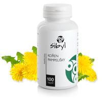Kořen pampelišky SIBYL 100 cps