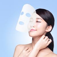 Pleťová maska s cordycepsem - hojící 1 ks