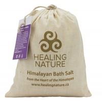 Přírodní himalájská sůl s levandulí 1 kg