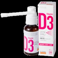 Vitamin D3 ústní sprej 30 ml